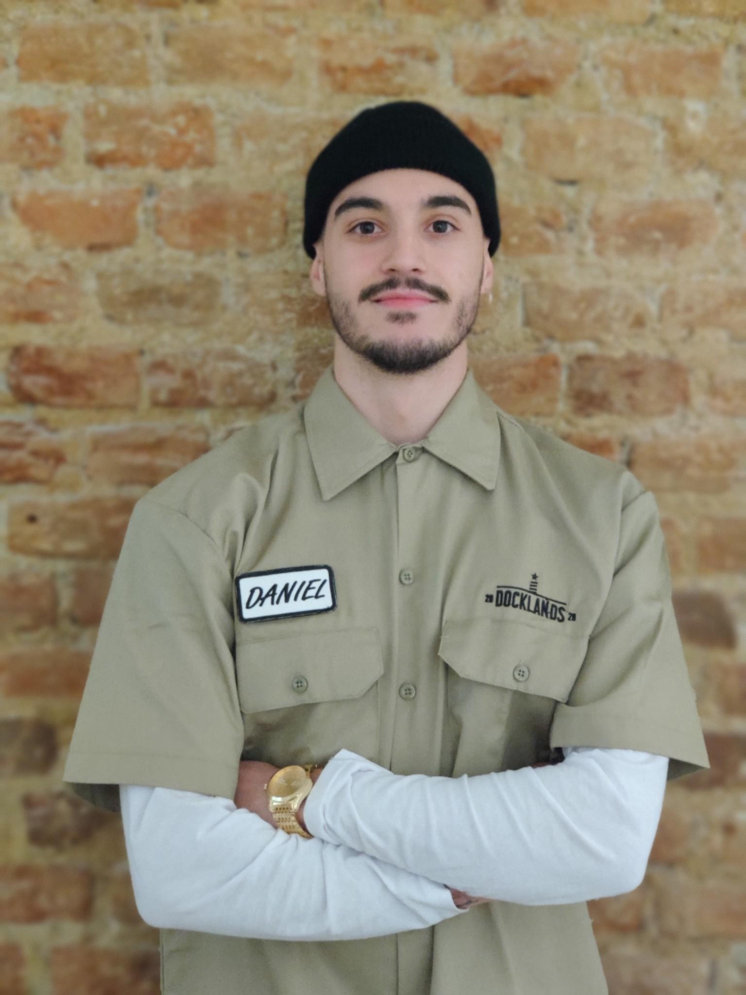 Babero Daniel